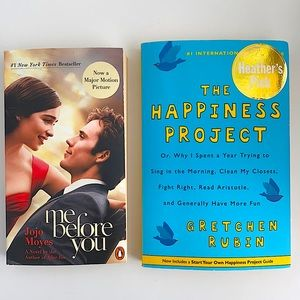 New York Times Bestseller Books (2 books)